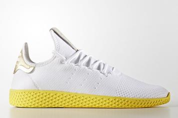 Pharrell's Next Adidas Sneaker Will Reportedly Release This Month