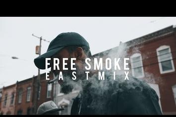 "Dave East ""Free Smoke"" Video"