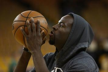 "Draymond Green On Racism In Sports: ""I've Gotten The N-Word"""