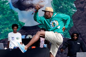 "Tyler, The Creator Announces Sixth Edition Of ""Camp Flog Gnaw"" Carnival"