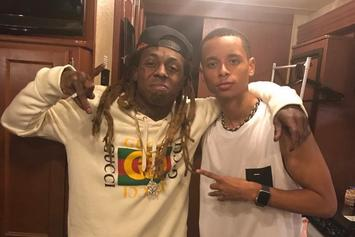 Birdman Shares Photos Of His Children Posing With Lil Wayne