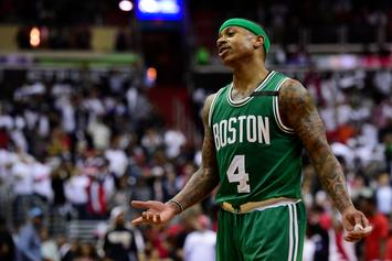 """Isaiah Thomas Responds To Draymond Green's Comments About """"Dirty Players"""""""