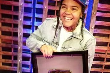 "Young M.A. Talks Meeting Jay Z & Turning Down ""Empire"""