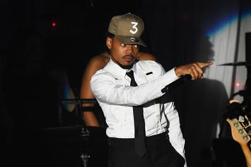 Chance The Rapper Surprises Mom With Special Mother's Day Performance