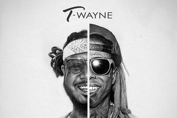 "Lil Wayne & T Pain's ""T-Wayne"" Album Has Arrived"