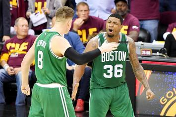 #NBATwitter Reacts To Celtics' Game 3 Victory Over Cavs
