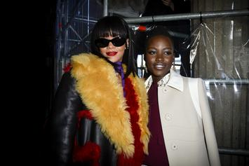 Rihanna & Lupita Nyong'o To Co-Star In Upcoming Ava DuVernay-Directed Film: Report