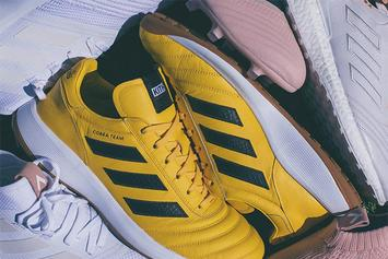 Ronnie Fieg Unveils KITH x Adidas Soccer Footwear + Apparel Collection