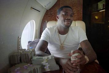 Meek Mill Reportedly Sued By Victim's Shot Outside His Concert