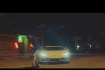 "Eearz ""Ride Shotgun"" Video"