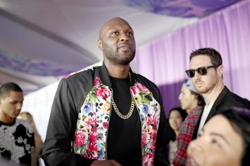 Lamar Odom Gets Denied At California Strip Club