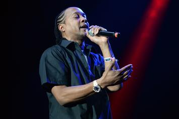 Watch DJ Quik's Stunned Reaction To Tiger Wood's DUI