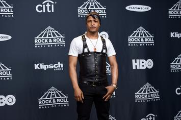 T.I. Left In Hysterics After Two Crew Members Have Foot Race In L.A. Streets