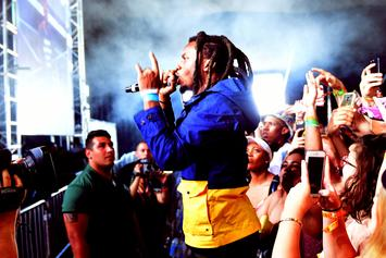"""Watch Denzel Curry & BADBADNOTGOOD's Trippy Live Performance Of """"Ultimate"""""""