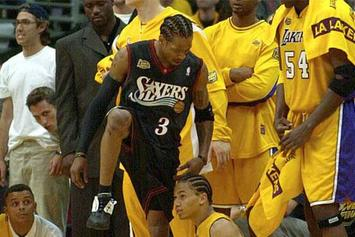"""Reebok Releasing Answer IV """"Playoff Pack"""" Commemorating Iverson's Step Over Ty Lue"""