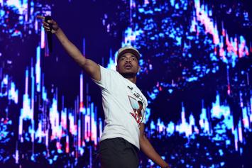 Chance The Rapper' Rescheduled Show Cut Short By Thunder And Lightning
