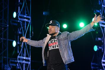 """Chance The Rapper Addresses LeBron's Home Vandalism On """"The View"""""""