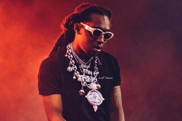 Takeoff Of Migos' New Solar System Chain Reportedly Worth $500k