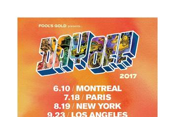 Fool's Gold Announces DAY OFF Festival Cities and Dates