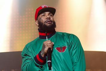 "The Game Begins Recording ""Last Album"" ""Westside Story"" In New Studio"
