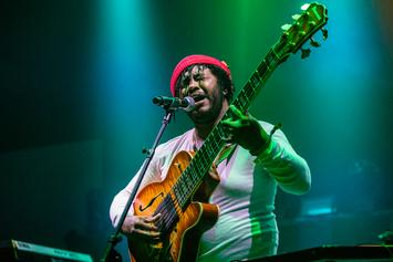 "Thundercat Performs ""Show You The Way"" On Jimmy Fallon"