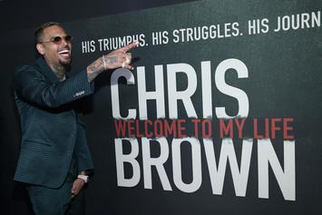 "Chris Brown's Documentary ""Welcome To My Life"" Premieres"