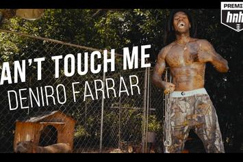 "Deniro Farrar ""Can't Touch Me"" Video"