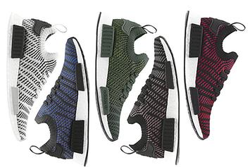 """Preview Five New Adidas NMD R1 """"STLT"""" Colorways"""