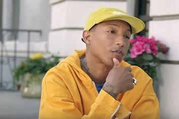 "Pharrell ""Yellow Light"" Video"