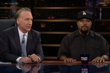 "Ice Cube Explains To Bill Maher Why He Can't Use The N-Word: ""It's Like A Knife"""
