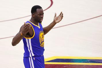 "Draymond Green: People In Cleveland Are ""Not The Sharpest People Around"""