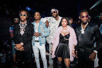 Gucci Mane Performs with Migos, Lil Wayne And More At Hot 107.9's Birthday Bash