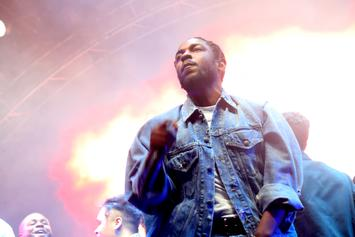 Kendrick Lamar And Eminem Rap Prodigy Verses for Peter Rosenberg's Tribute Show