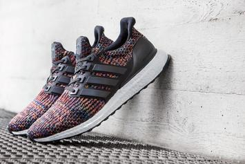 "Adidas Announces ""Multicolor"" UltraBoost Release Details"