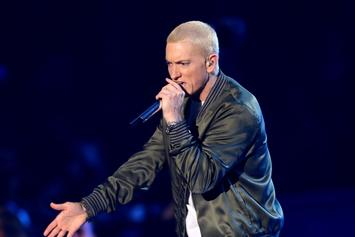 Eminem Posts Impressive Mid-Year Streaming Numbers In New Report