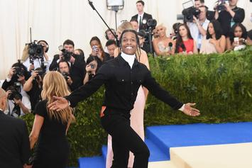 A$AP Rocky Inks Deal with Under Armour