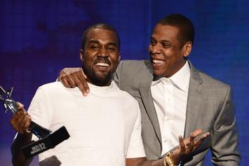 "Kanye West Says Him And Jay-Z Are ""Still Brothers"""