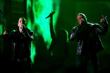"Eminem & Dr. Dre Reminisce About Recording ""My Name Is"""