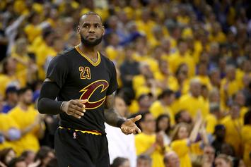 """LeBron James Reportedly """"Frustrated"""" And """"Concerned"""" With Cavs Owner"""
