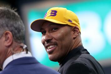 LaVar Ball Takes Another Jab At De'Aaron Fox