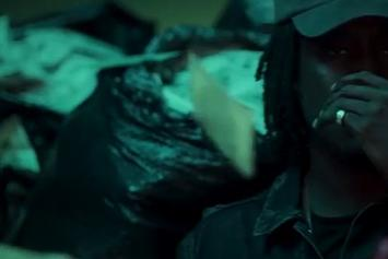 "Snoop Dogg Feat. K Camp ""Trash Bags"" Video"
