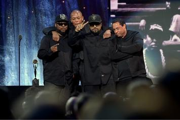Ice Cube Recounts Getting Booed Off Stage, Meeting Run DMC At The Apollo Theater