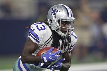 Cowboys Cut WR After Shoplifting Arrest, Turns Out He Was Misidentified