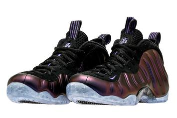 """Eggplant"" Nike Foamposite One Official Images + Release Info"