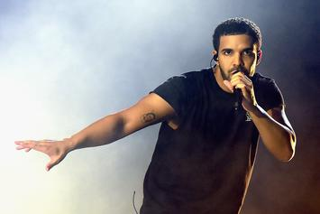 "Drake Performs ""Gyalchester"" In New OVO Store Promo"
