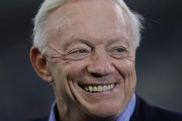 Dallas Cowboys Owner Jerry Jones Gets Roasted For Awful Haircut