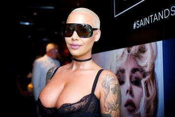 Amber Rose Reveals Her First Reebok Sneaker Collab