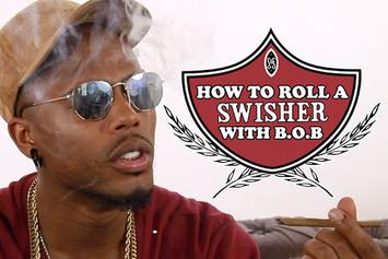 How To Roll A Swisher With B.o.B