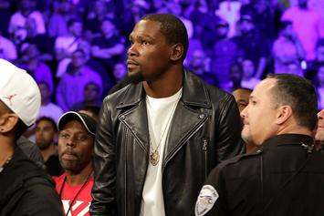 """Kevin Durant Takes Pay Cut: """"It's My Money, I Can Do What The Hell I Want"""""""