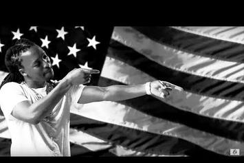 """Lupe Fiasco """"Made In The USA"""" Video"""